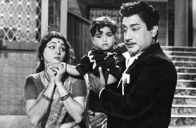 Shivaji Ganesan & Padmini