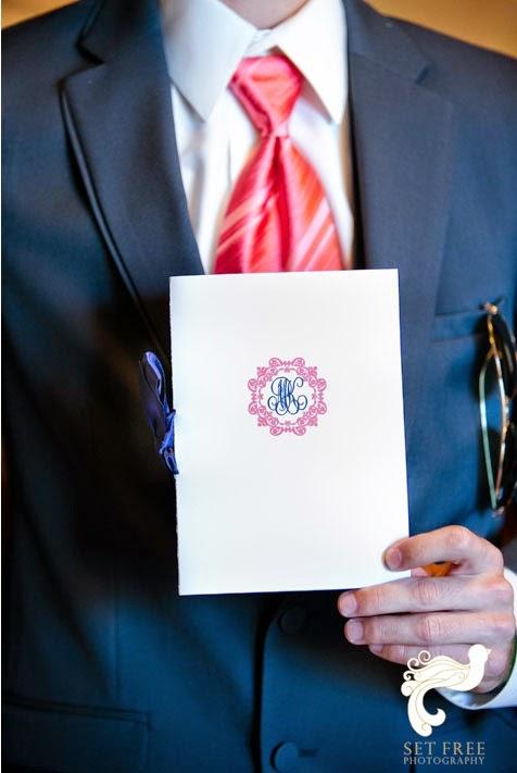 Naples Wedding Ceremony Program