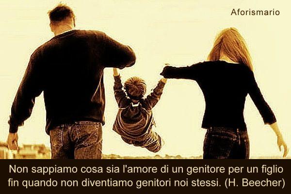 Amato Aforismario®: Genitori e Figli - Frasi, proverbi e battute divertenti NL91