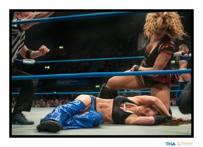 Lei'd Tapa-Madison Rayne-TNA-Impact Wrestling