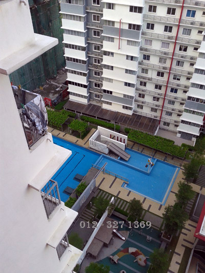 Sam liou property koi kinrara bandar puchong jaya fully for Koi kinrara swimming pool