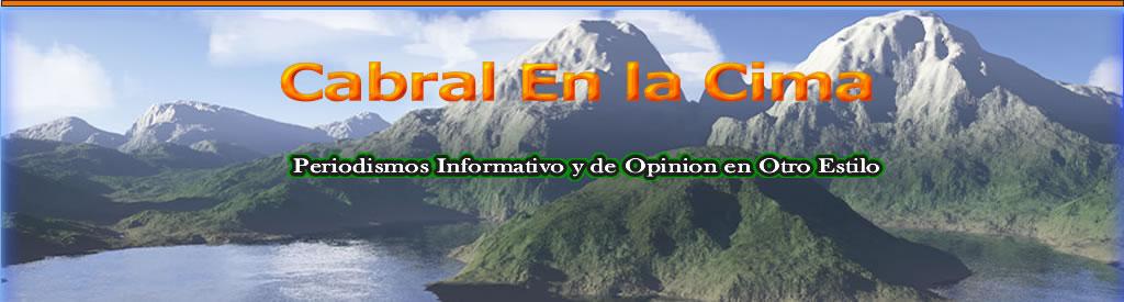 Cabral en la Cima