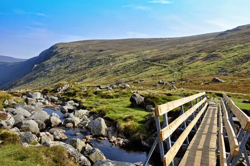 Irland 2014 - Tag 6   Glendalough   Miners' Village