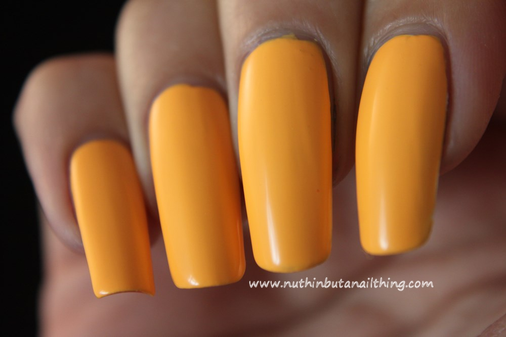 China Glaze Metro Pollen-Tin