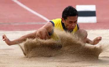 Fotografi Olahraga