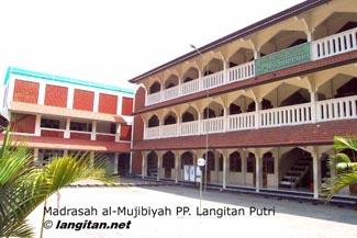 Madrasah Al Mujibiyah PP Langitan Putri