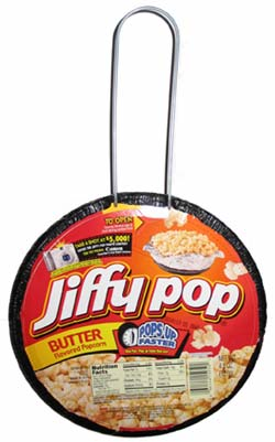 hate microwaved love jiffy pop