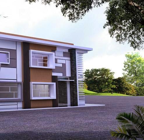RUMAH DIJUAL Rumah Mewah Murah Modern Siap Bangun Di