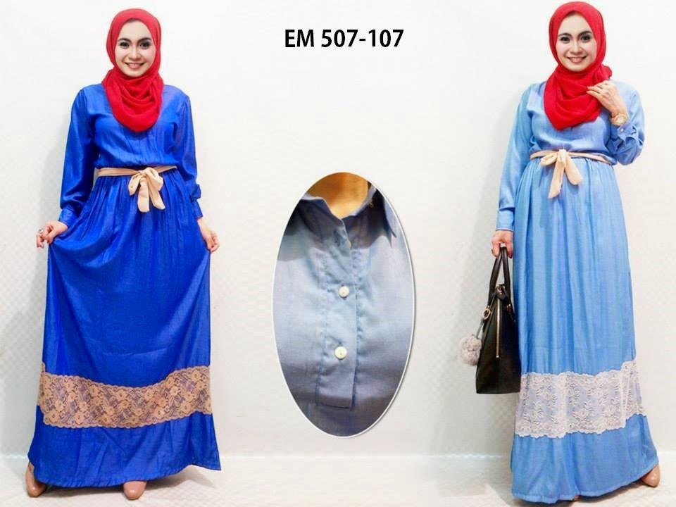 BUSANA 7 COTTON DRESS SETS EM507 107