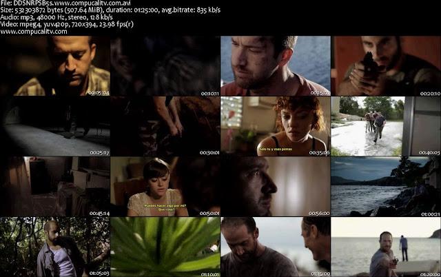 Dead Season DVDRip Subtitulos Español Latino Descargar 1 Link 2012