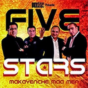 Five Stars-Makaynch M3amen 2015