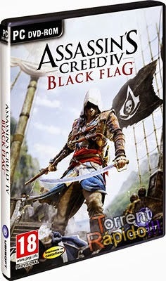 Download Capa 3D Game Assassin's Creed 4: Black Flag PC