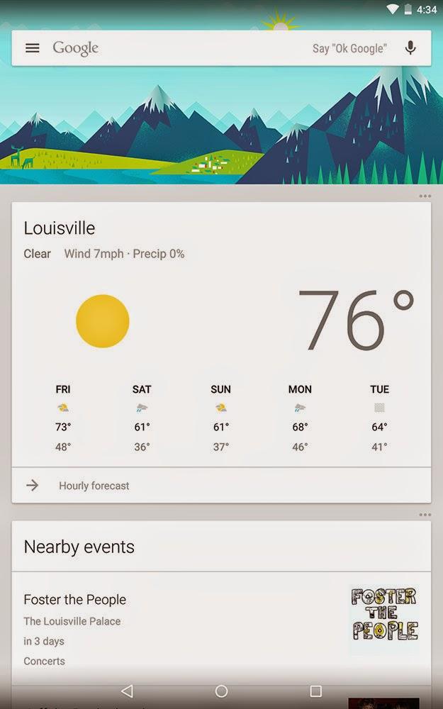 تحميل برنامج محرك البحث جوجل الرسمي للأندرويد Google