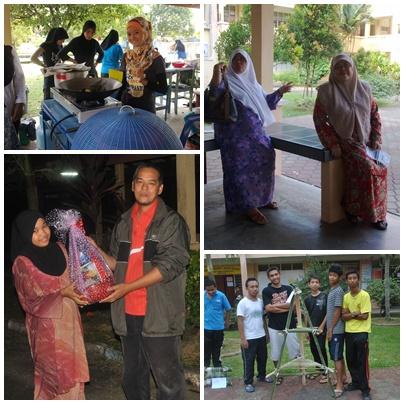 Perkhemahan Unit Beruniform 2011 | SMK KUALA TELEMONG