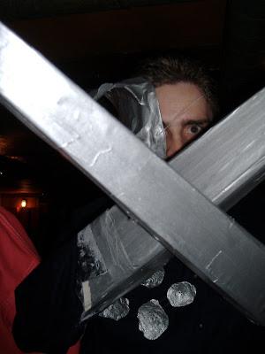 T-1000 costume