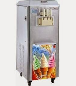 China Ice Cream Makers Industry