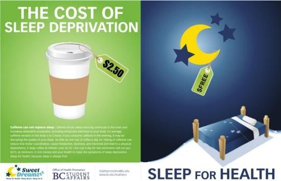Lipsa de somn şi efectele negative asupra sănătăţii. Cost 01