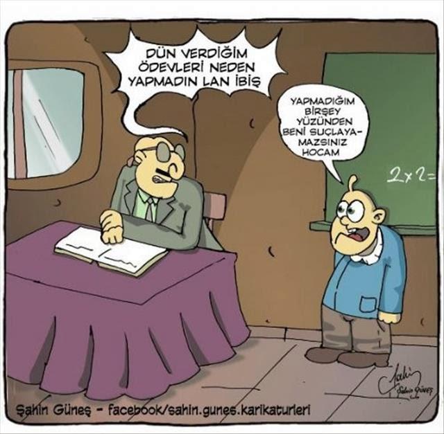 Suçlama Karikaturu
