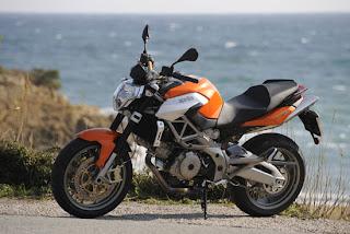Moto Naked: Aprilia Shiver 750