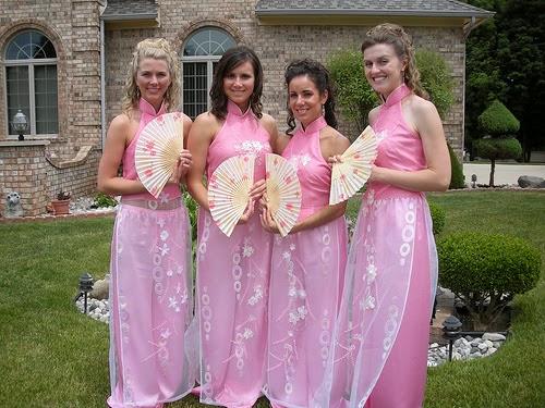 Ao Dai - Vietnamese Traditional Long Dress