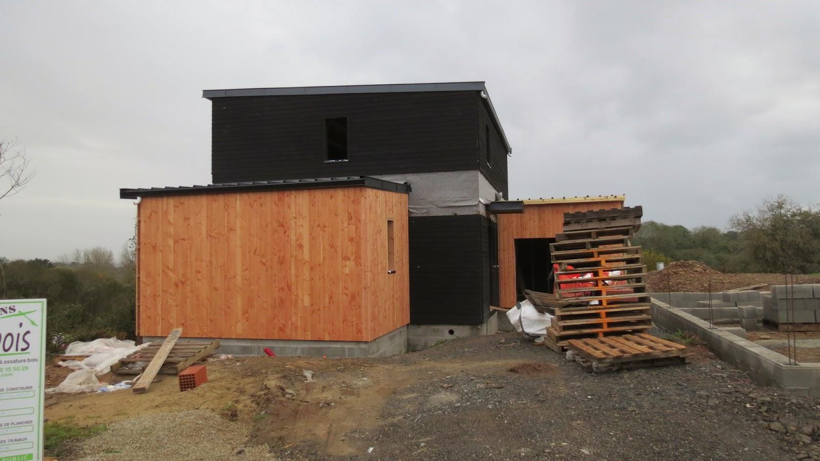 maison bois finistere