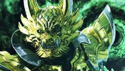 Garo Gold Storm -Sho-