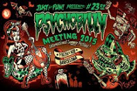 Psychobilly Meeting Pineda de Mar