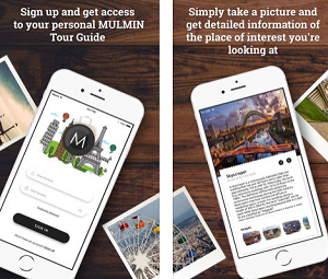 Travel App of the Month - MULMIN Sightseeing