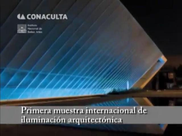Primera Muestra Internacional de Iluminación Arquitectónica