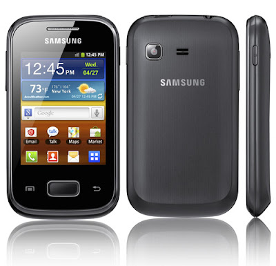 Spesifikasi Harga  Samsung Galaxy Pocket Plus GT-S5301