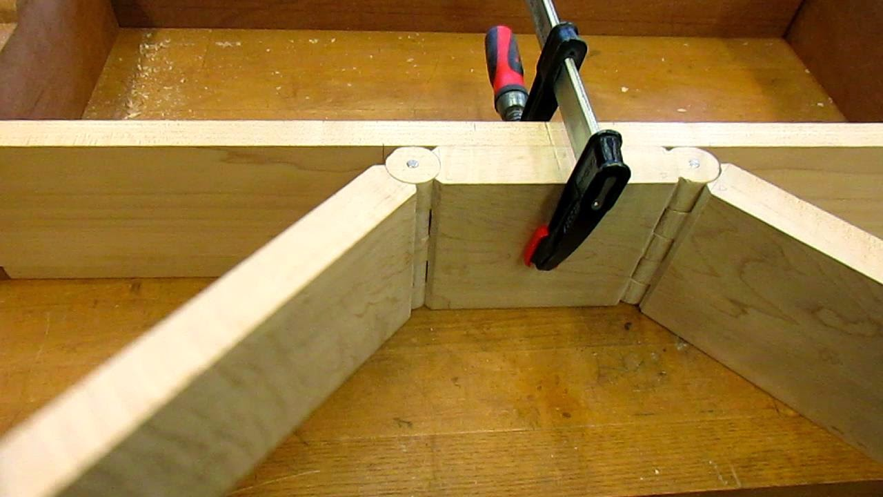 Wooden Knuckles David Boeff Furniture Maker Completed The Knuckle Joint But It