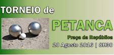 TORNEIO DE PETANCA DO SPORTING CLUBE DE NISA