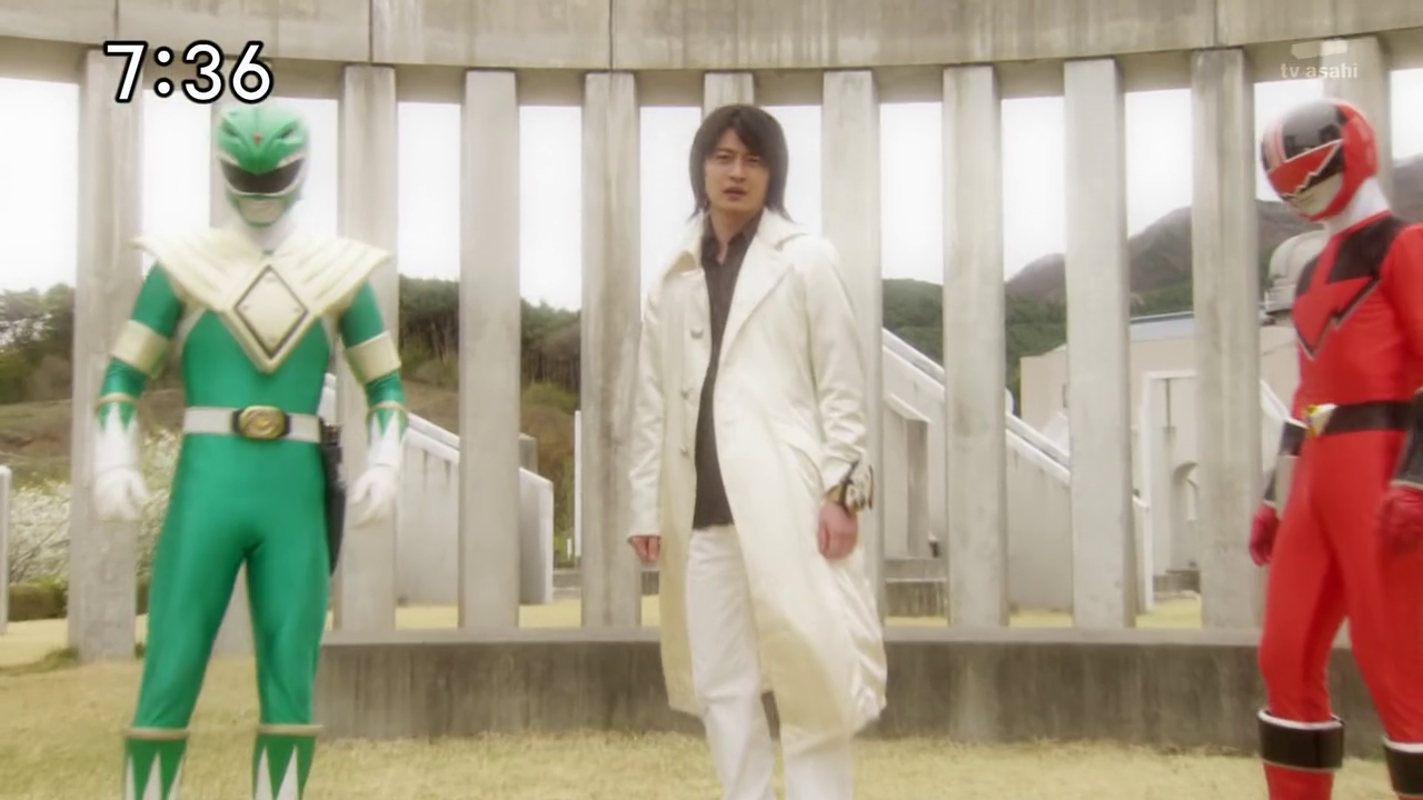 that toku blog the new gaigokaiger episode 18