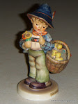 """Easter Greetings"" Hummel #378"