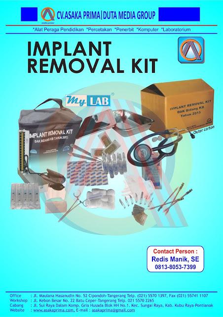 IMPLANT REMOVAL KIT, IMPLANT REMOVAL KIT BKKBN 2016,JUAL IMPLANT REMOVAL KIT BKKBN 2016, distributor implant kit 2016 , implan kit 2016,Implant Removal Kit 2016