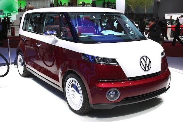 Cars next volkswagen microbus 2014 for Garage volkswagen bollene