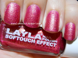 Layla Softouch Effect Cherry Diva