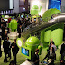'3 out of 4 smartphones worldwide now running on Android systems'