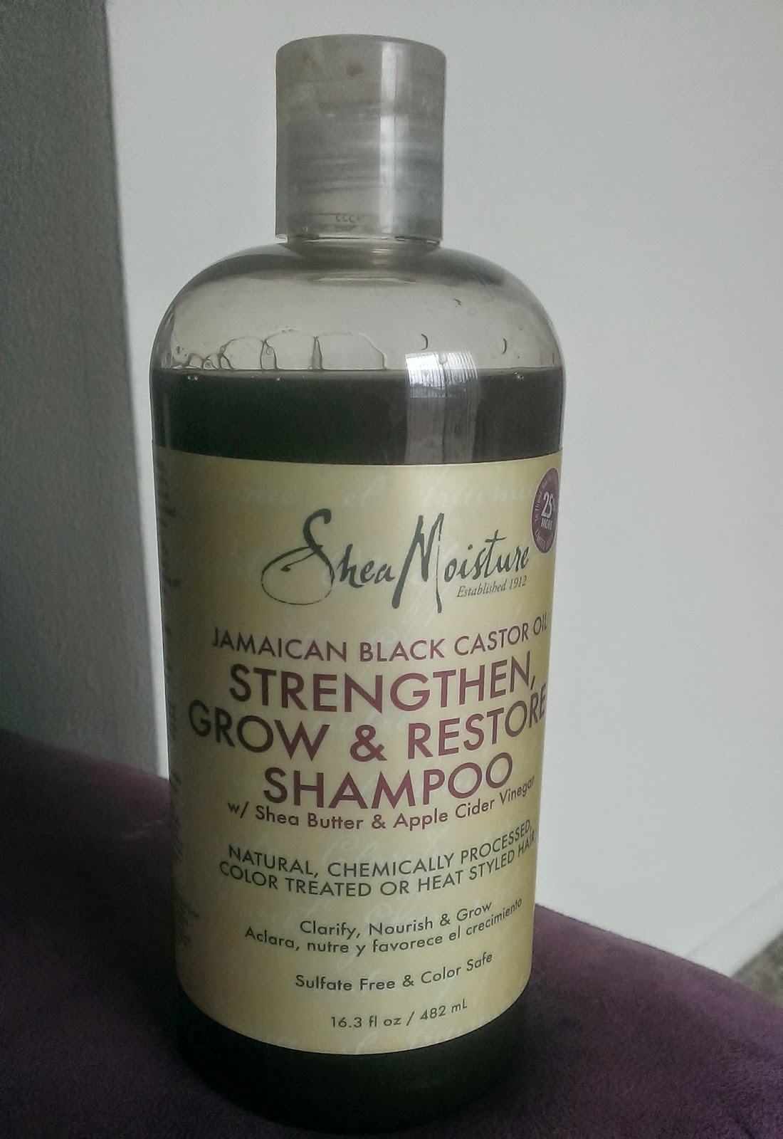 Theme of the day jamaican black castor oil for hair growth - Shea Moisture Jamaican Black Castor Oil Shampoo
