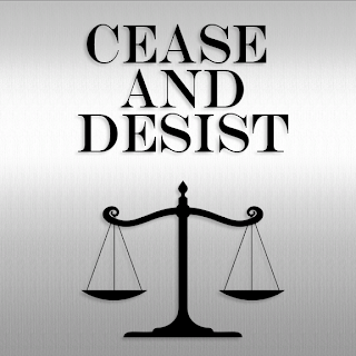 Cease & Desist Orders for Bankers  Cease-and-desist-silver