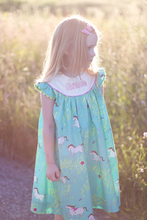 Whimsical Fabric Save 40% On Mamie Dress SewAlong Kits And All New Childrens Corner Patterns