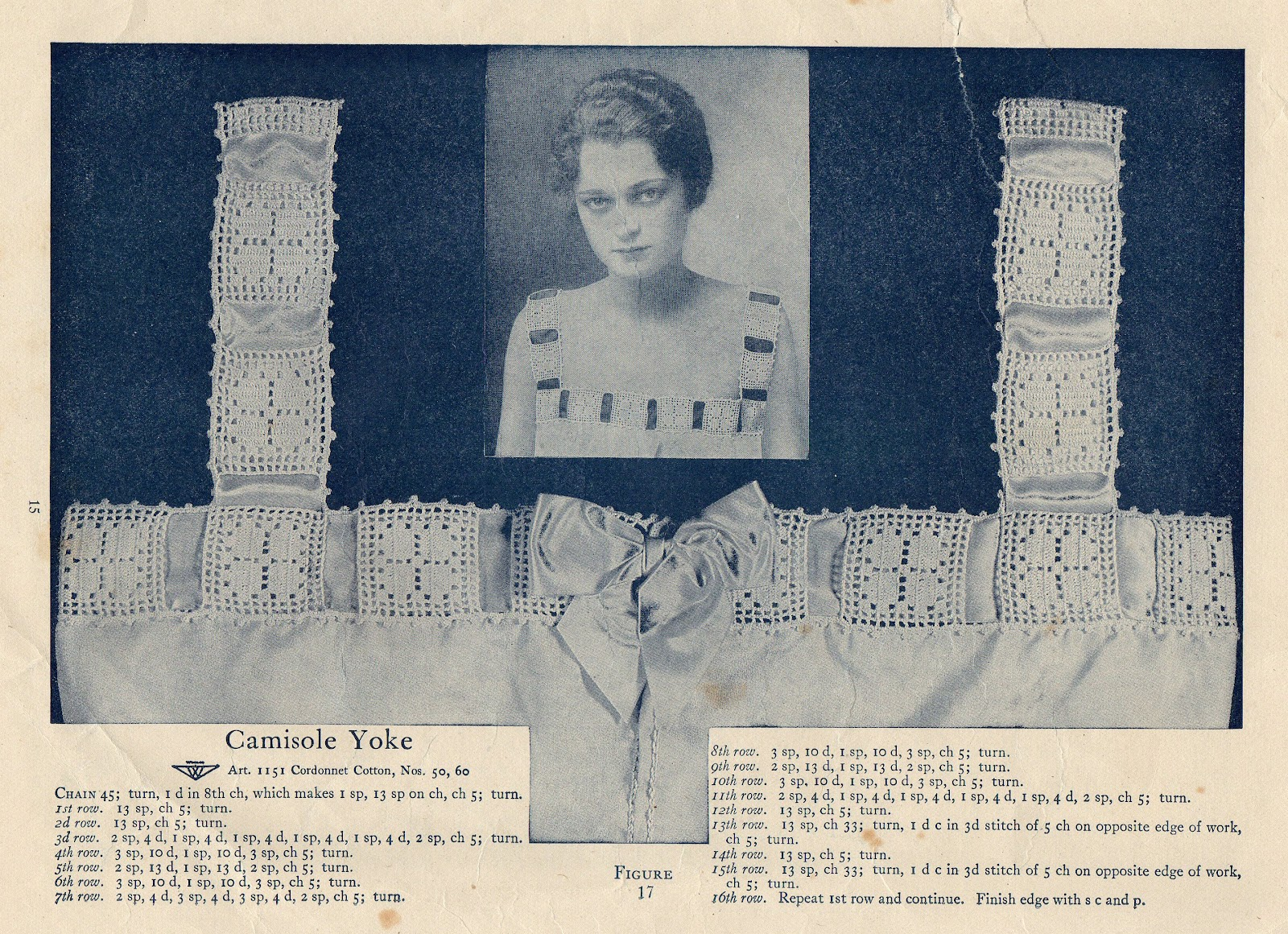 Leaping Frog Designs: Free Vintage Crochet Patterns ...