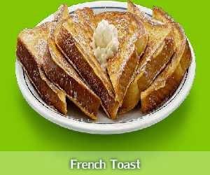 Resep dan Cara Membuat French Toast