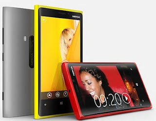 Nokia Lumia 920 Sold in Germany