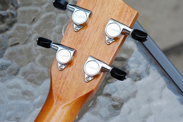 Pono MTD-E tenor ukulele tuners