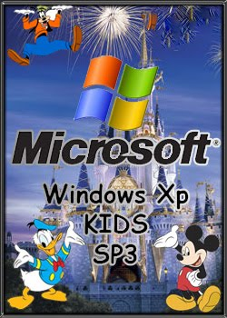 Download -  Windows XP Sp3 Disney Kids