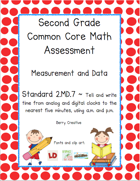 Worksheets Math Tests For Grade 2 primary possibilities 2nd grade common core math assessment assessment
