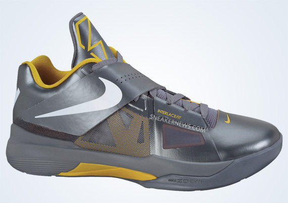 3c7000b34ccd SNKROLOGY  A SOFT SPOT  Nike Zoom KD IV - Images for 2012 release