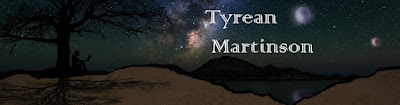 Tyrean Martinson - writer, daydreamer, teacher, believer.