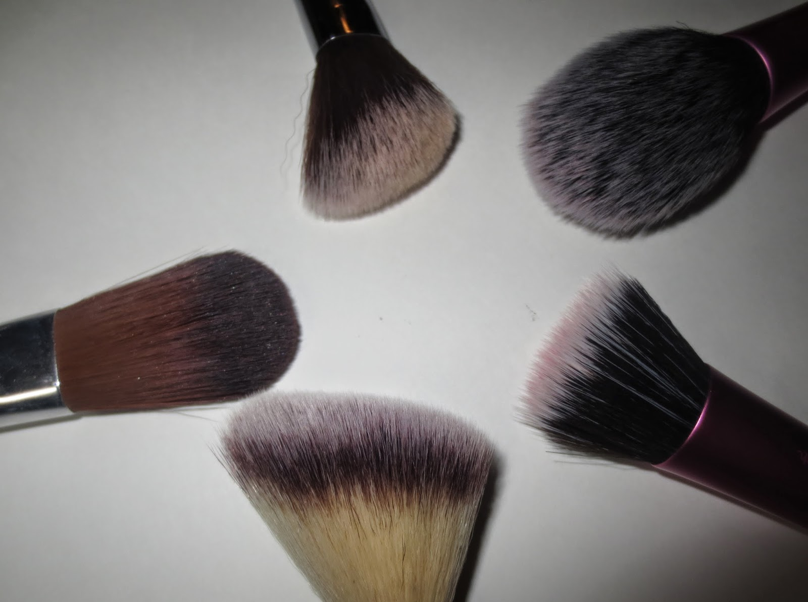 favourite blush brushes